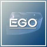 Acrylic bathtubs EGO