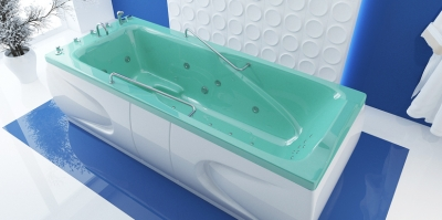 """ASTRA-1"" balneological bathtub"