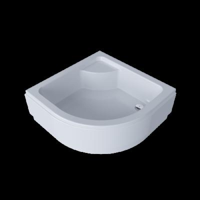 Піддон душовий композитний BREEZE 90х90х14 см