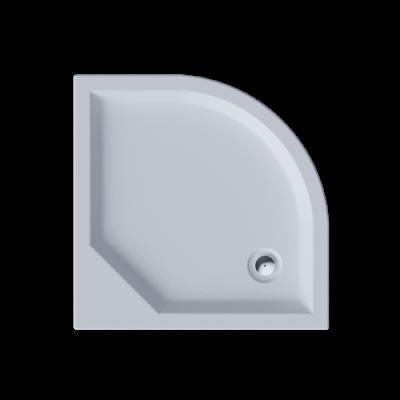 Піддон душовий композитний LODOS 80х80х14 см