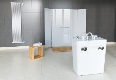 """PROXIMA"" shower installation"