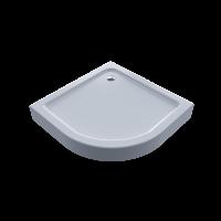 Піддон душовий акриловий PURE 90х90х14 см