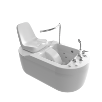 AQUASMART bathtub for lower limbs