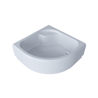 Shower tray BORA 90х90х38 sm