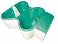 БАТТЕРФЛЯЙ ванна для подводного массажа и физкультуры