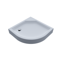Shower tray LODOS 80х80х14 sm