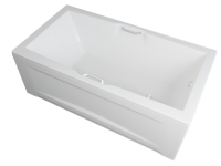 Гидромассажная ванна Ванна 190х100 AURORA с ручками