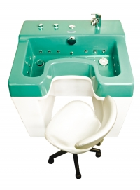 EXTRA bathtub for superior limbs