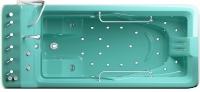 """""""GEYZER"""" bathtub with underwater massage"""
