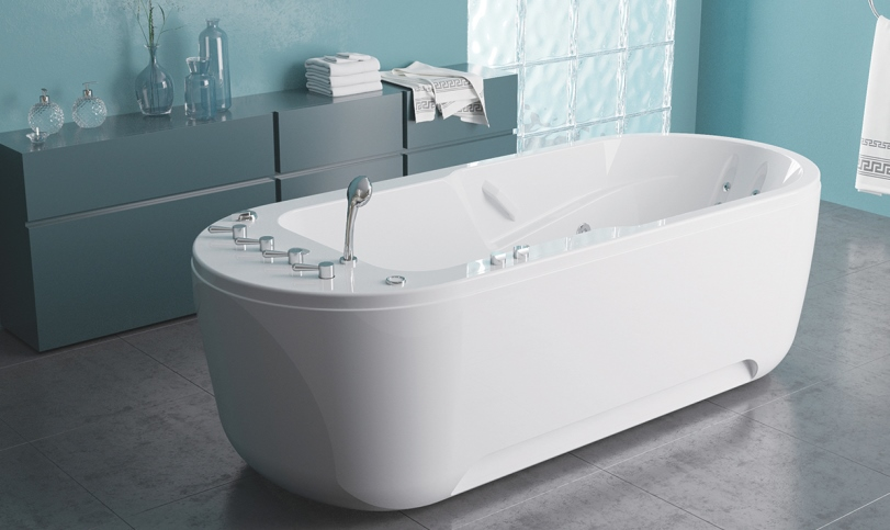 VEGA balneological bathtub